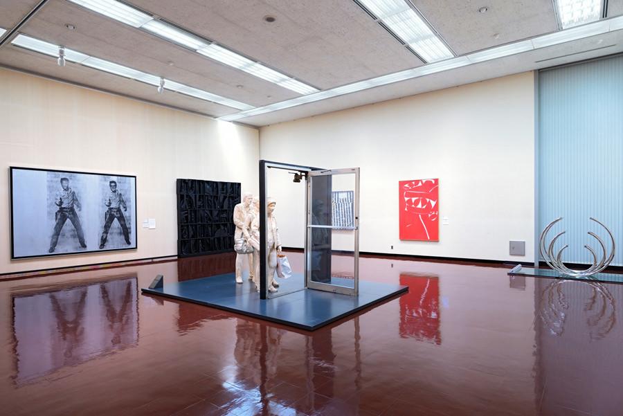 press_4inte1_常設展示室(近現代美術室)<撮影:山﨑信一>