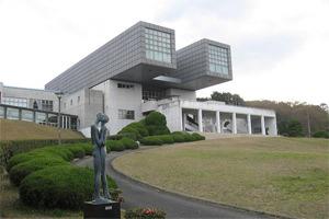 北九州市立美術館 本館 外観-thumb