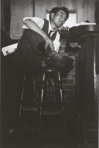 織田廣喜美術館-林忠彦写真展 日本の作家109人-太宰治