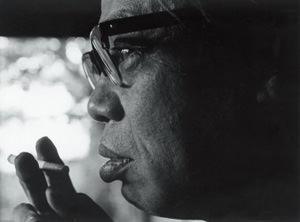 織田廣喜美術館-林忠彦写真展 日本の作家109人-松本清張
