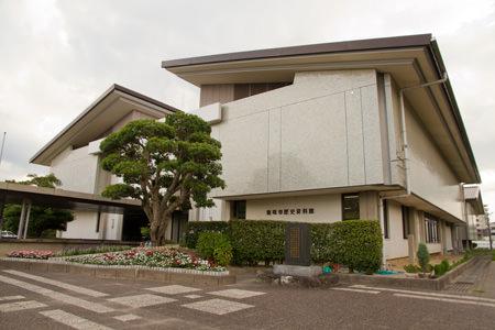 飯塚市歴史資料館_外観