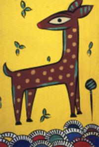 福岡アジア美術館-《子鹿》のふるさと――フォーク・アートとアジアの美術