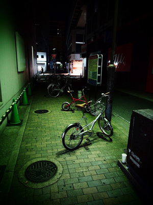アジパラ-201401-溝口富士男-「街角燦賛」~街は彩りに溢れてる~