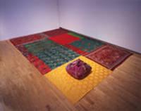 福岡アジア美術館-201401-キムスージャ(韓国)「演繹的オブジェ」1997年、撮影:四宮佑次