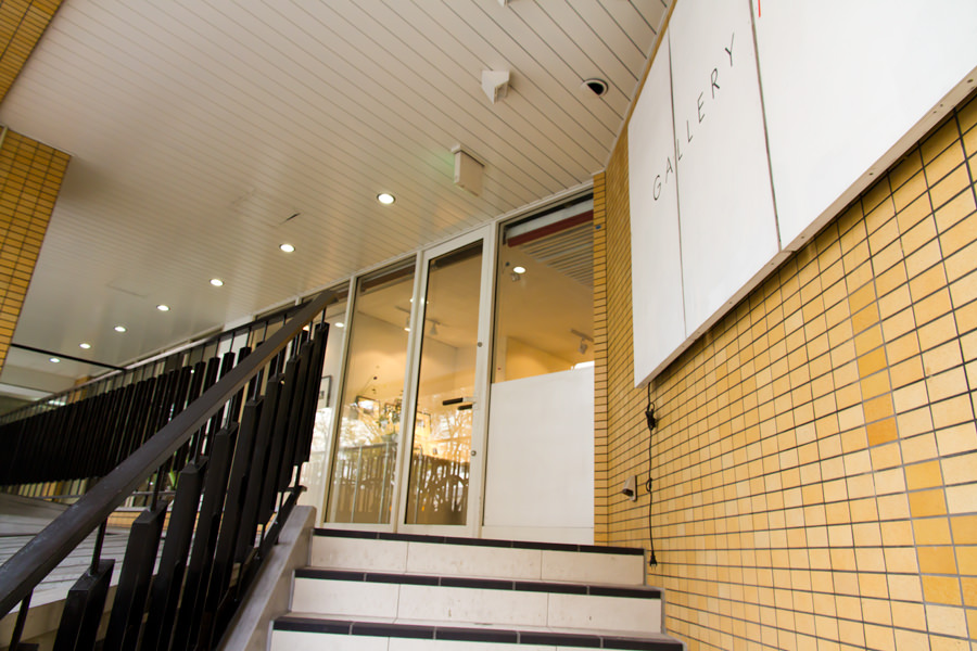 Gallery MORYTA-入口