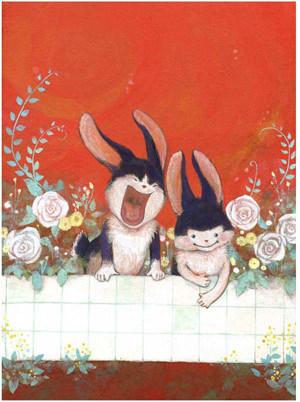 直方谷尾美術館-201401-中嶋麻海展「ぼくらはみんないきている」02