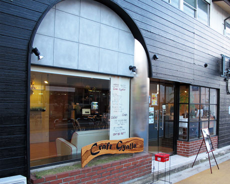 田川-Craft Gyallo-外観
