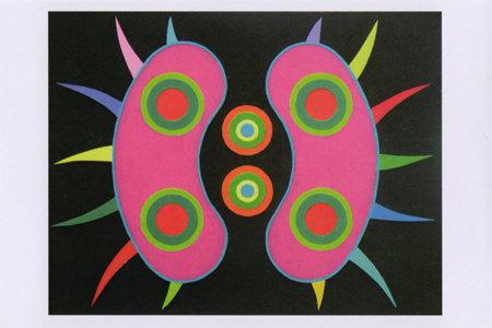 toile-201406-後藤哲二郎展 V虫の擬態と結界の古細菌