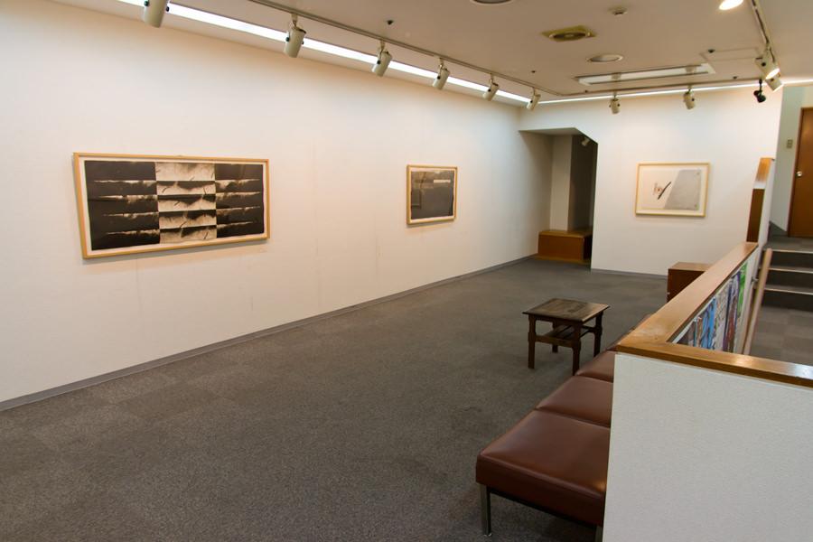ギャラリーおいし 内観 2階
