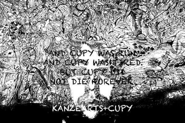 CUPY個展
