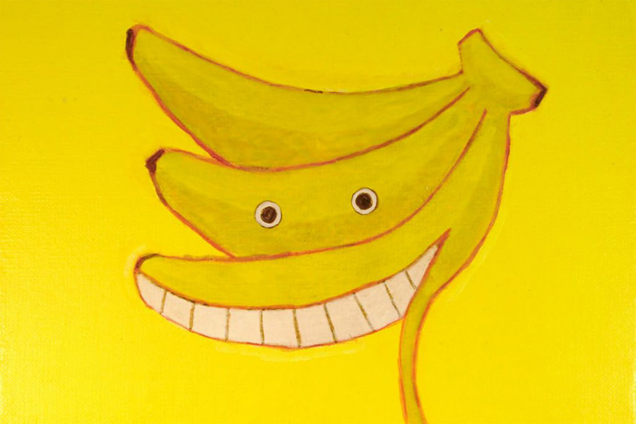 VAVAO 2014年個展「笑うバナナと核家族」