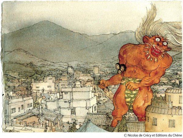 ニコラ・ド・クレシー展 『京都手帳 CARNETS DE KYOTO』