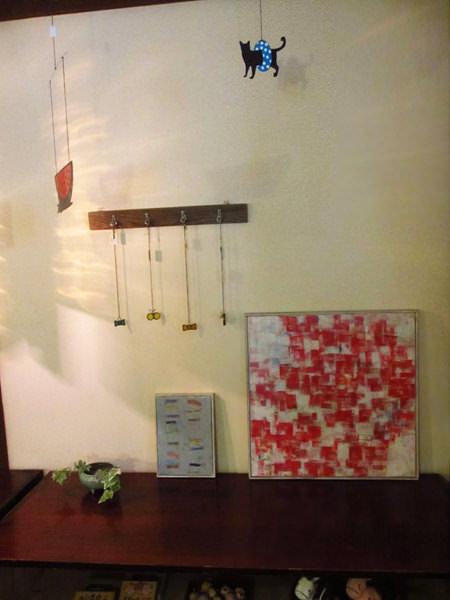 堤 康博 絵画展 ‐ゆるりdeアート‐ 01