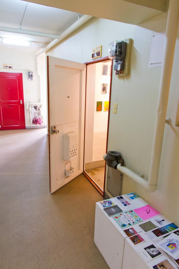 シゲキバ-入口