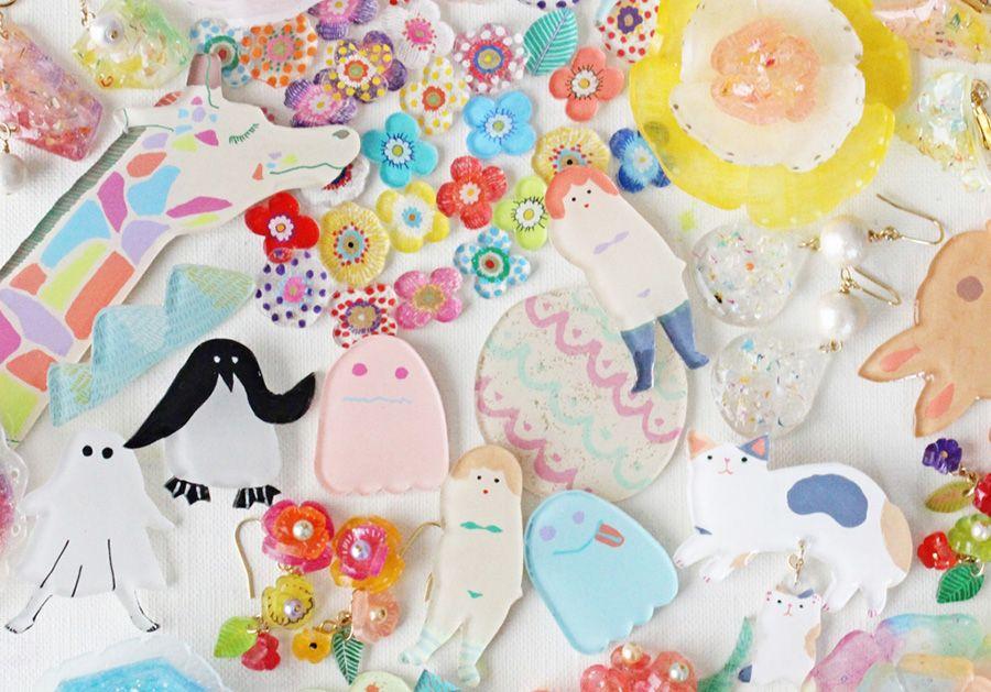 aspr-kuri + pura kuriko's puraban accessories