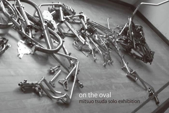 baku-201511-津田三郎展 「on the oval」