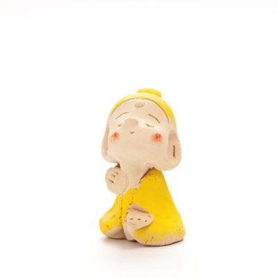 enlc-201705-天野こうゆう ほほえみほとけ展 ~お坊さんの作品展~