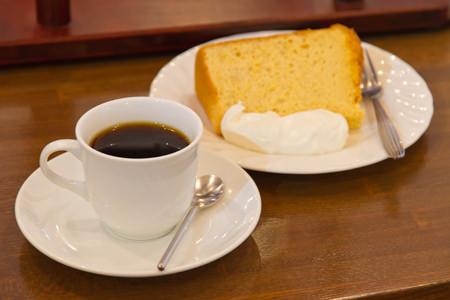 このみ珈琲工房-ケーキセット