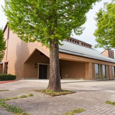 田川市美術館 外観
