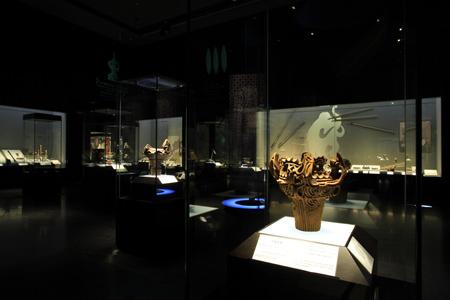 九州国立博物館_文化交流展示室006