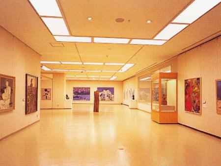 福岡県立美術館_展示室