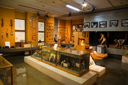 飯塚市歴史資料館_常設展示室