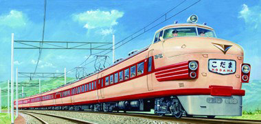 homa-201407-蒸気機関車から新幹線 夢を描く鉄道画 木村定男の世界展