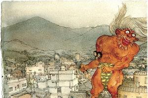 ニコラ・ド・クレシー展 『京都手帳 CARNETS DE KYOTO』-thumb
