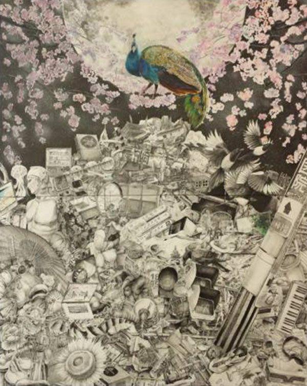 kanze-九州美術系大学卒業制作選抜作品展2015-07