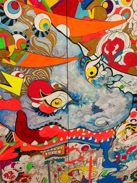 kanze-201604-九州美術系大学卒業制作選抜作品展2016-鈴木沙彩