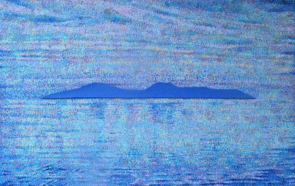 bin-201704-佐野直展 Nao Sano Exhibition「Landscapes」-01