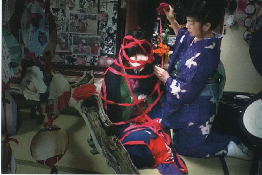 baku-201710-内藤修子展 「昭和琥珀色ノ孤独」