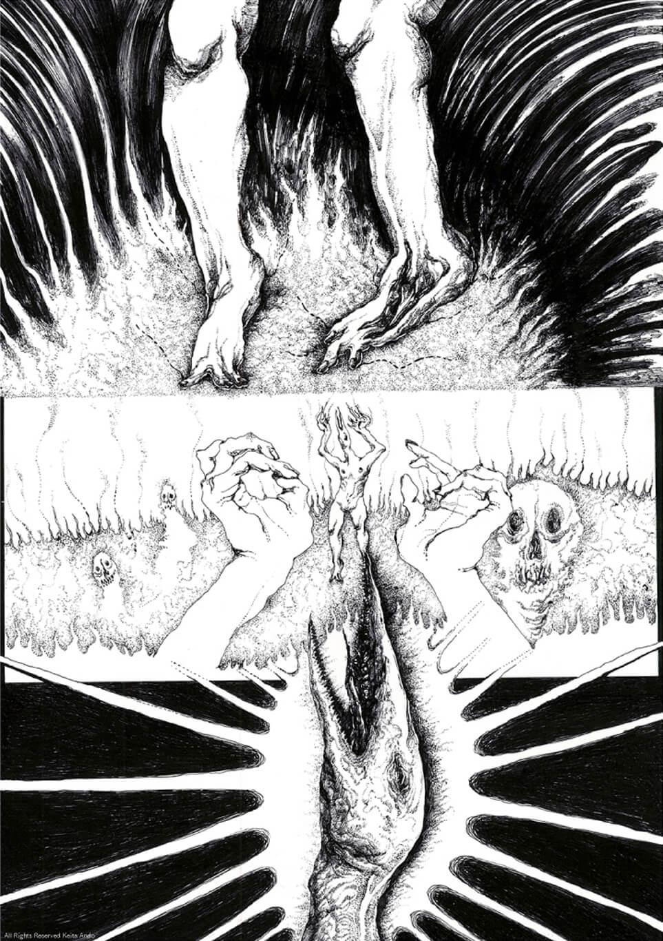 プラスフクオカ |WEBマンガ連載|安藤圭汰「祈りの炎」01