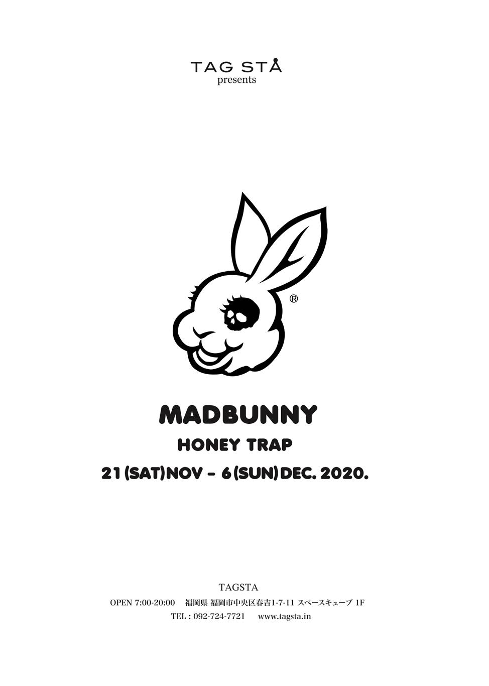 tagsta-202011-MADBUNNY 展