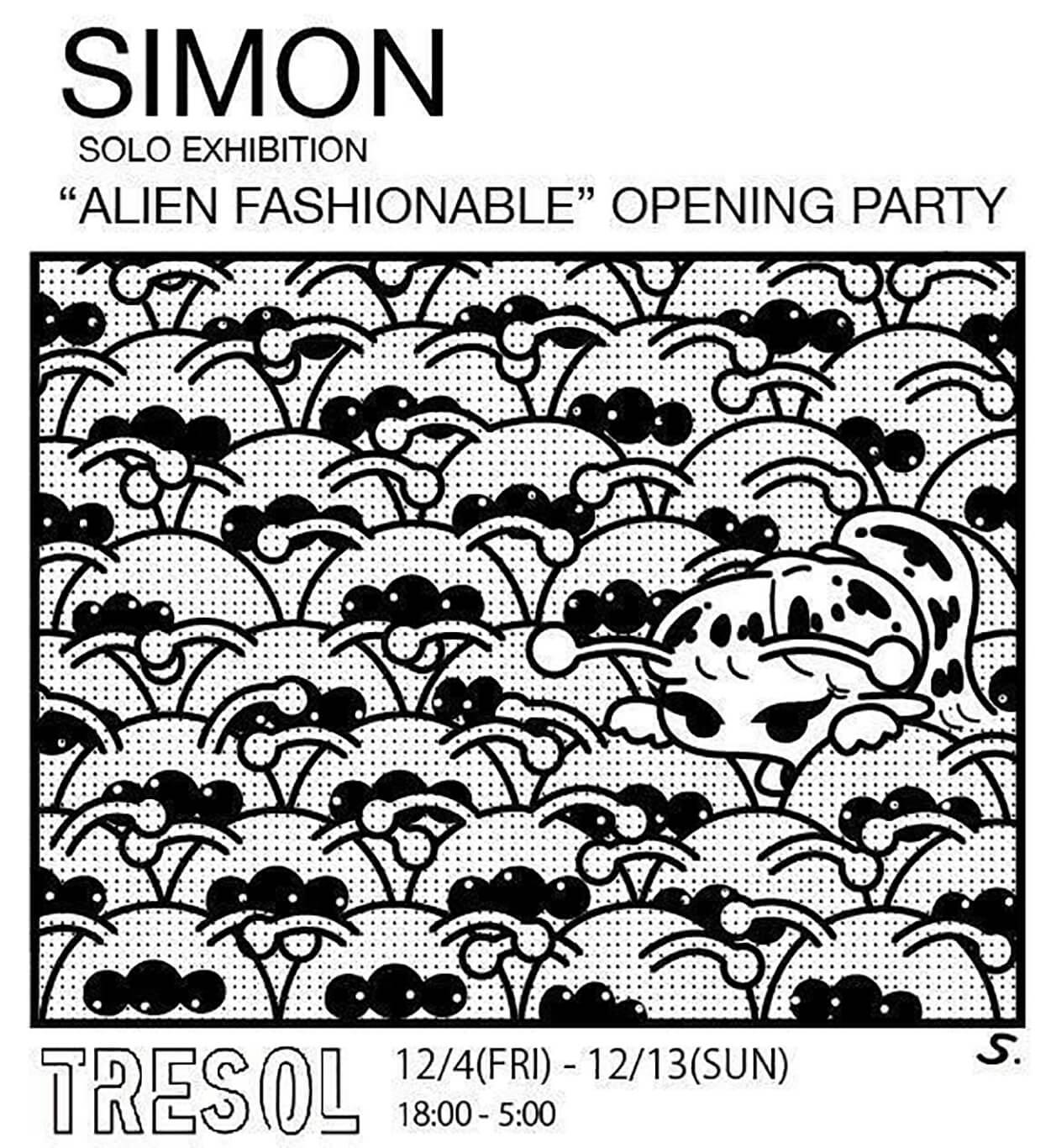 tresol-202012-SIMON 個展