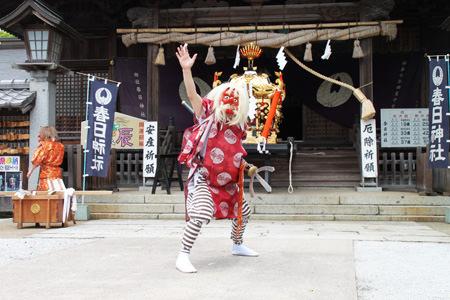 春日神社神幸祭4